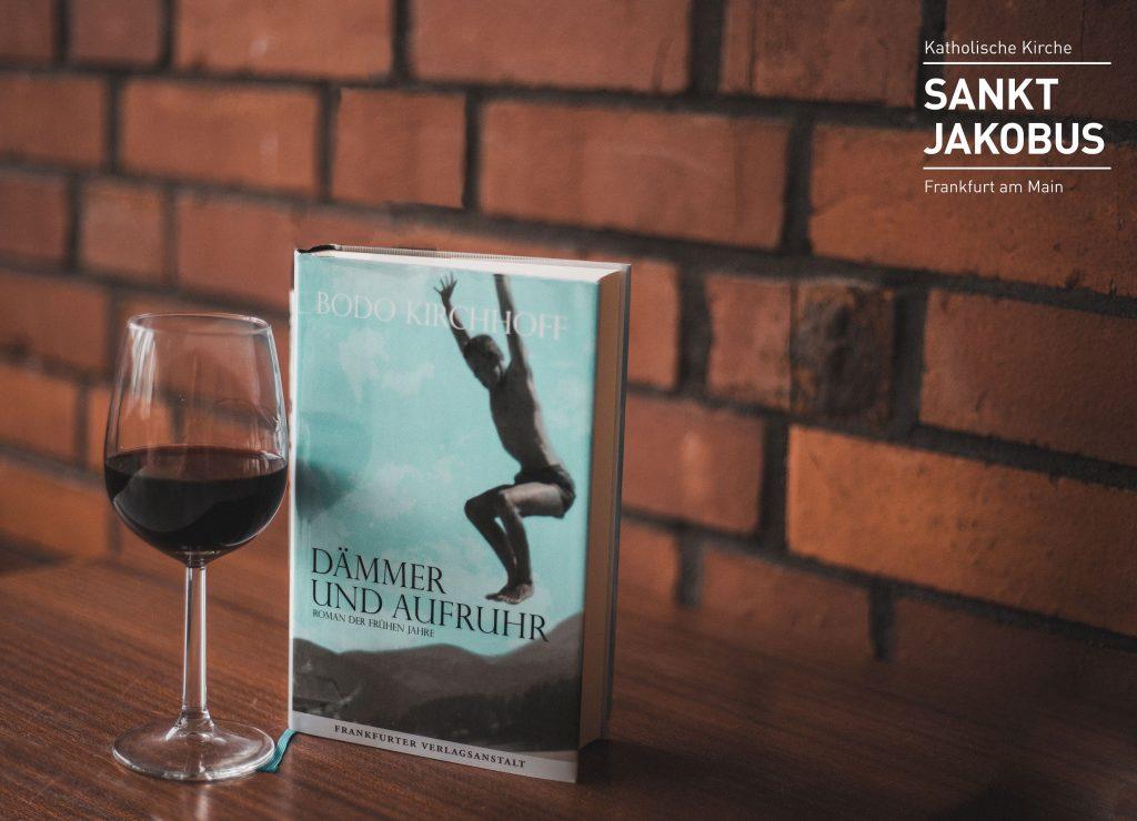 Dämmer Aufruhr Wein