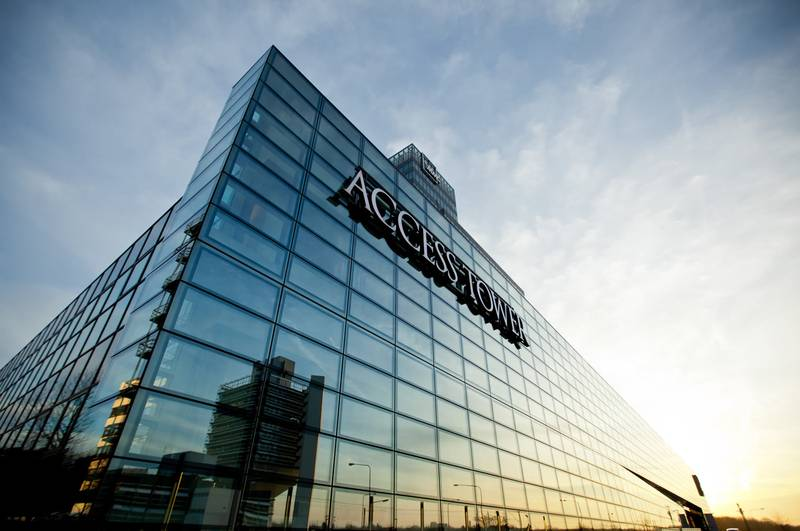 Access Tower erhält Green Building Gold Zertifizierung