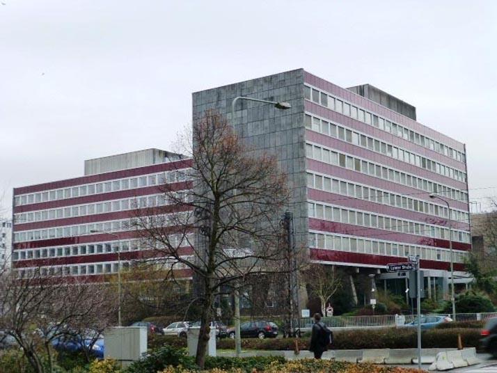 Ehemalige Woolworth-Zentrale